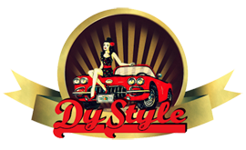 Retro/Pin Up Blog by DyStyle