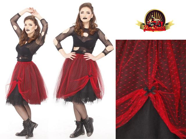Black&Red Tutu