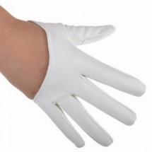 Glamorous half palm gloves