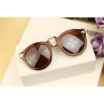 Unisex Retro Sunglasses