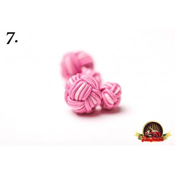 Mario Silk Knot Cufflinks