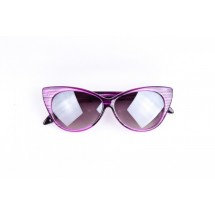 Cat eyes sunglasses - mauve