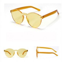 Vintage Sunglasses-Orange