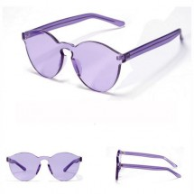 Vintage Sunglasses-Purple
