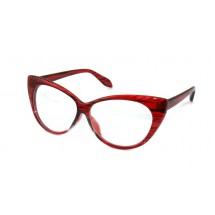 Clear lens Cat eyes frames