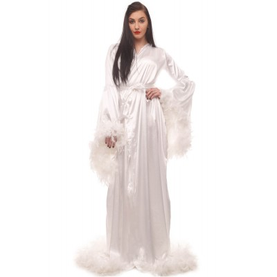 Bridal Dressing Gown