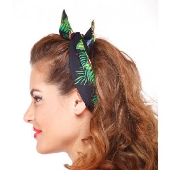 Cary Tie On Headband