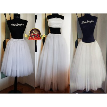 Soft Wedding Tutu