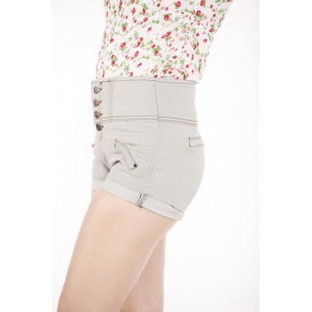 Pin up 'high waist' shorts
