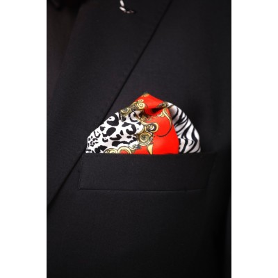 MadMen Pocket Square