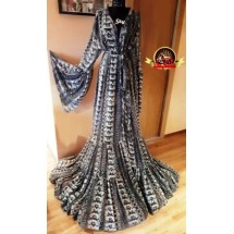 Chiffon Snake Dress