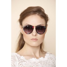 Unisex Flowers Sunglasses