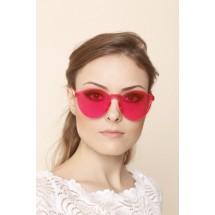 Vintage Unisex Sunglasses-Pink