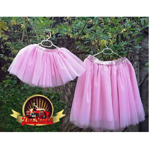 fcd4974ac4 Mother daughter tulle skirts