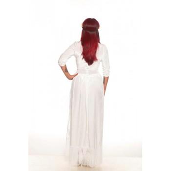 '70s Velvet Bride